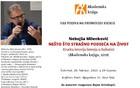 """Promocija romana Nebojše Milenkovića """"Nešto što strašno podseća na život"""""""