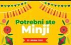 Humanitarni bazar za Minju