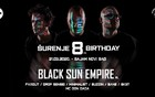 Šurenje 8. Bday / Black Sun Empire