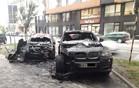 MUP: Rasvetljena paljevina automobila u Stražilovskoj ulici