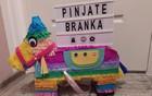 ROĐENDANSKE PINJATE: Novosađanka Branka zaslužna je za osmehe na licu malih slavljenika (FOTO)