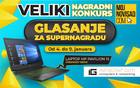 Glasanje za SUPERNAGRADU Velikog novosadskog nagradnog konkursa