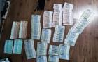 FOTO: Meštaninu Sremske Kamenice ukradena torba sa 20.800 evra i 800.000 dinara, uhapšen osumnjičeni