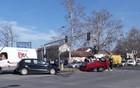 FOTO: Udes na raskrsnici Bulevara Evrope i Futoške, ima povređenih