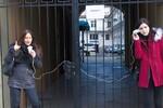 DSS pozvao gradsku inspekciju da oslobodi javne pasaže u centru (FOTO)