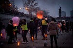 Osmehov festival lampiona večeras na Keju žrtava racije