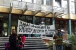 NASTAVLJAJU BORBU: Porodica Jakšić stupila u štrajk glađu