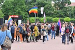 FOTO: Održan prvi Novosadski prajd