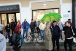 Bez protesta u Novom Sadu, građani se okupili sami