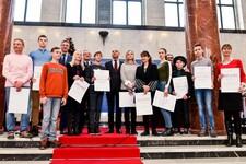 """TALENTI 2018"": Uručena priznanja i vredne nagrade najdarovitijim đacima"