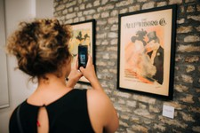 "U ""Svilari"" otvorena izložba dela Anrija de Tuluz-Lotreka (FOTO)"