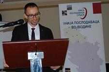 Vladimir Lalošević, Unija poslodavaca Vojvodine: Mera isplate minimalne zarade nije garant da će se firma sačuvati