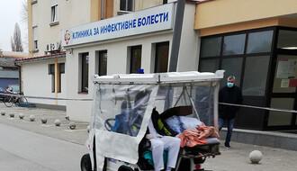 IZJZV: Novi Sad i dalje prednjači po broju aktivnih slučajeva u Vojvodini, čak 8.642