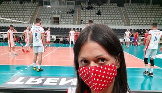 Novosadski odbojkaši u Italiji: Sport živi i u doba korone ako poštujete mere (FOTO)