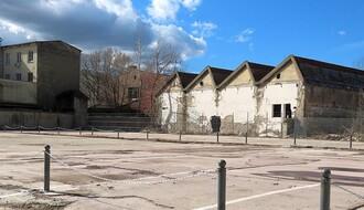 Otvoreno privremeno parkiralište na Podbari (FOTO)