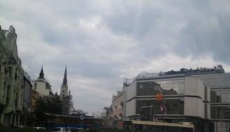 Vreme danas: Oblačno, mestimično s kišom i grmljavinom, najviša dnevna u NS do 23°C