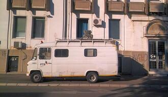 I novosadski studenti predali spisak zahteva RTV-u