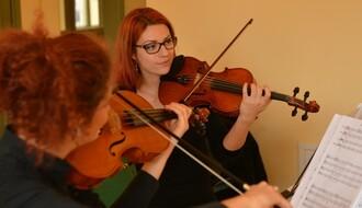 Novosađani: Kvartet String Girls, mlade dame sa Akademije