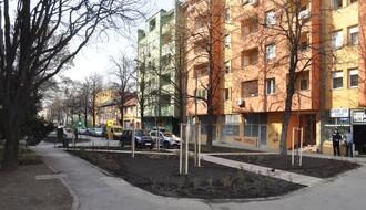 FOTO: Završeni radovi na ozelenjavanju ulice Dušana Vasiljeva