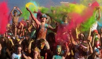 FOTO: Održan drugi Festival boja na Štrandu