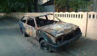 MUP: Meštanin Srbobrana sugrađanki zapalio automobil