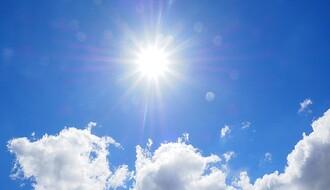 Danas sunčano i toplo, temperatura i do 20°C