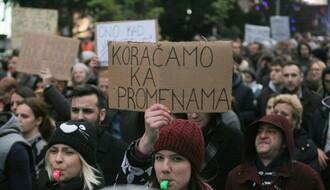 Danas u Novom Sadu protest solidarnosti sa radnicima koji štrajkuju