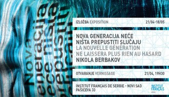 Izložba plakata Nikole Berbakova u Francuskom institutu