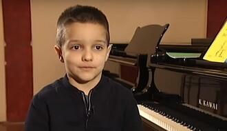 NOVOSADSKI VUNDERKIND: Počeo da čita s dve godine, a da komponuje s tri