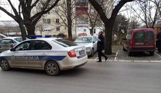 FOTO: Zgrada suda evakuisana zbog dojave o bombi