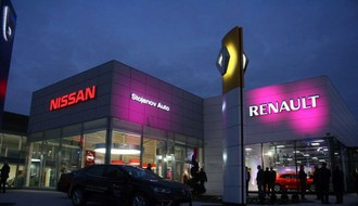 FOTO: U NS otvoren novi distributer za prodaju i servisiranje Renault, Dacia i Nissan vozila