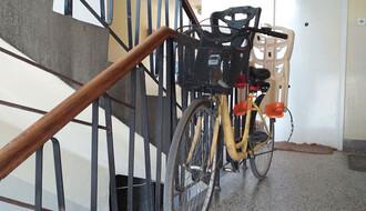 Znate li gde u zgradi ne smete da držite bicikl? Evo šta kažu propisi...