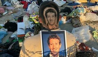 Vlasnik Fejsbuka na glavi beskućnika u Novom Sadu