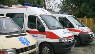 U šest saobraćajki devetoro povređenih