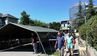 U novosadskim bolnicama leči se 195 pacijenata obolelih od Kovida-19