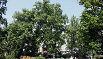 Zabranjeno postavljanje bašte restorana u Dunavskom parku