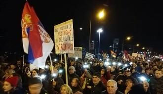 """Protest """"Jedan od pet miliona - Stop krvavim košuljama"""" sutra u Novom Sadu"""