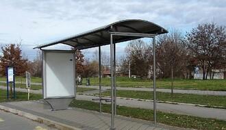 Autobuska stajališta u prigradskim naseljima dobiće nadstrešnice