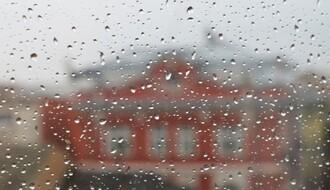 Tmurno i oblačno sa kišom