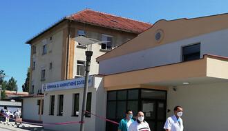 Blagi pad broja obolelih od kovida u novosadskim bolnicama