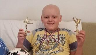 APEL:  Pomognimo desetogodišnjem Marku da pobedi leukemiju