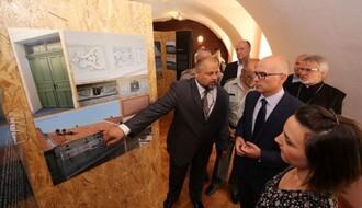 Otvorena izložba ''Obnova podgrađa Petrovaradinske tvrđave''