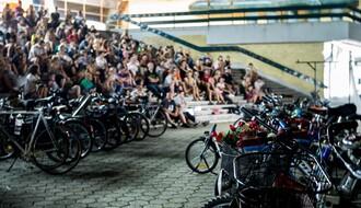 Biciklisti priređuju besplatan bioskop na otvorenom u ponedeljak kod Spensa