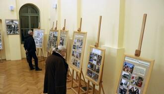 FOTO: Izložba o Novom Sadu kao žal za lepim i prošlim vremenima