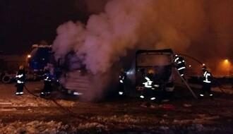 FUTOG: Povređen mladić u požaru