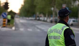 MUP: U Novom Sadu u protekla 24 časa dve nesreće, jedno lice teže povređeno