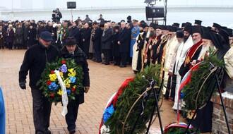 FOTO: Obeležena 75. godišnjica Novosadske racije