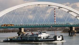 """Ponovo odloženo otvaranje """"Žeželjevog mosta"""" za drumski saobraćaj"""