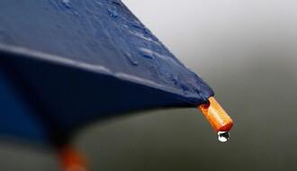 Utorak hladan i kišovit