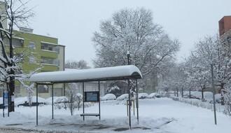 Vreme danas: Sneg do popodne, u NS najviša dnevna -2°C